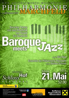 Baroque meets Jazz